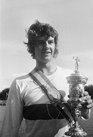 Peter-Michael Kolbe - Peter-Michael Kolbe in 1975