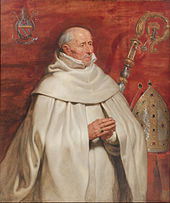 Peter Paul Rubens - Matthaeus Yrsselius (1541-1629), Abbot of Sint-Michiel's Abbey in Antwerp - Google Art Project.jpg