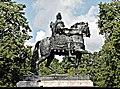 Peter the Great on horseback.jpg