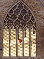 Peterborough, window in the Chapel of St. Thomas of Canterbury - geograph.org.uk - 1606236.jpg