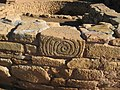 Petroglyph, Pipe Shrine House, Far View Sites Complex, Mesa Verde National Park (4848076757).jpg