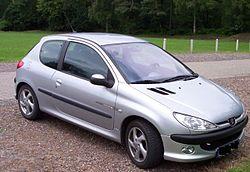 Concessionária Veiculos 250px-Peugeot_206_front
