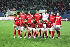 PFC CSKA Sofia - CSKA Sofia in UEFA Europa League 2011