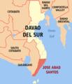Ph locator davao del sur jose abad santos.png