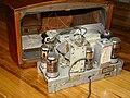 Philco radio model PT44 chassis back.jpg