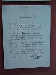 Asynd te wikip dia - Poesie le dormeur du val arthur rimbaud ...