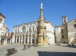Piazza Salandra di Nardò, Lecce.jpg