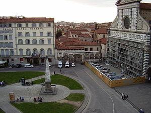 Piazza Santa Maria Novella - Image: Piazza Santa Maria Novella 2