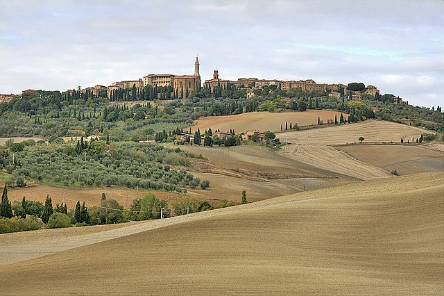 Image result for pienza italy