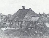 Piet Mondriaan - Small farm buildings in Het Gooi - A168 - Piet Mondrian, catalogue raisonné.jpg