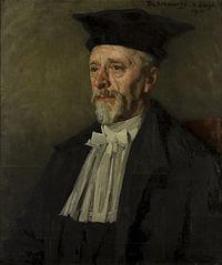 Pieter Hendrik Schoute, 1911.jpg