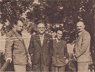 Lelio Basso - Image: Pietro Nenni Film nr 25 1947 09 15