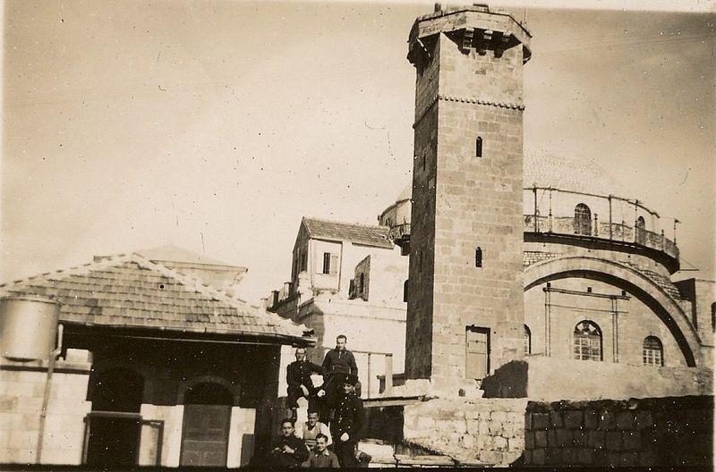 בית הכנסת החורבה ברובע היהודי בירושלים