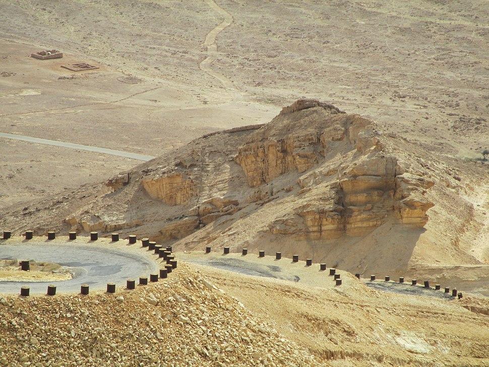 PikiWiki Israel 34668 Lion (Frog) Rock in Maale Akrabim