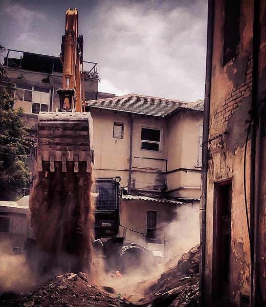 אתר בנייה 1
