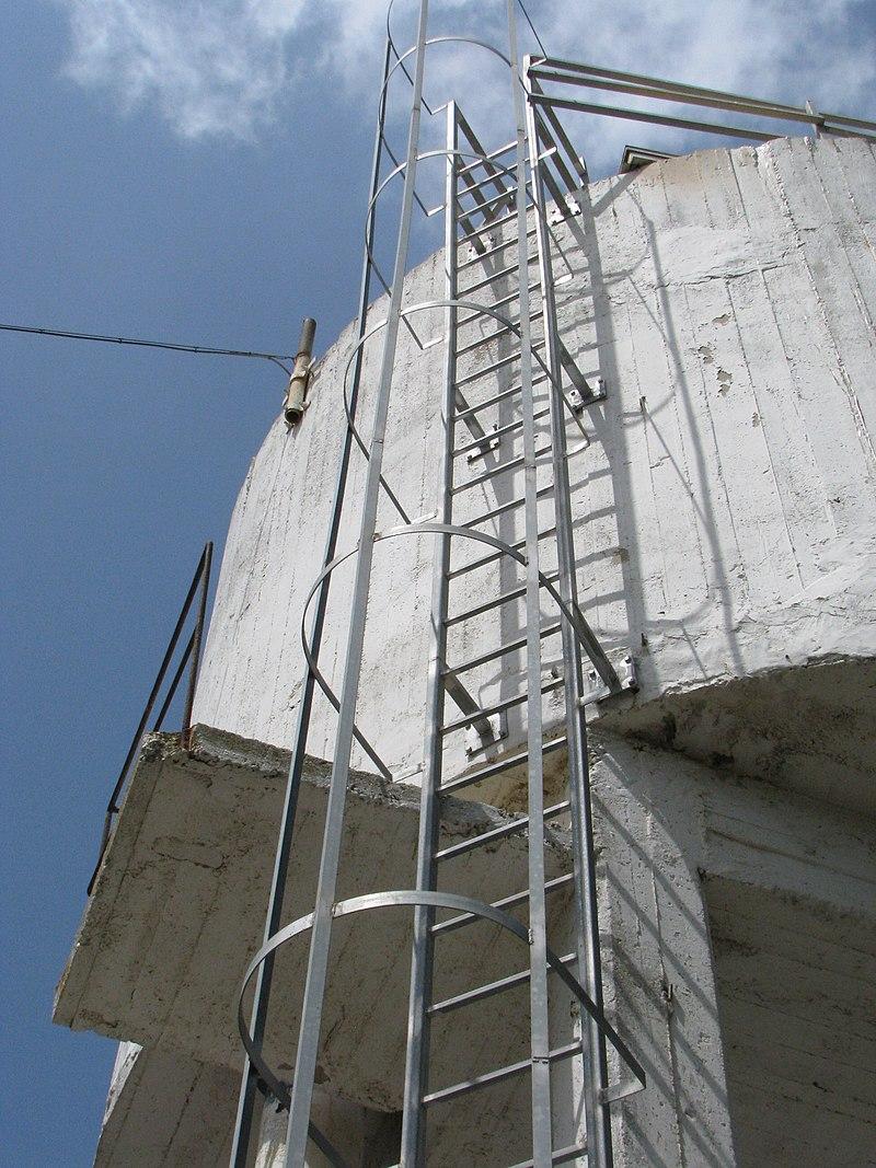 מגדל המים בנוה מבטח - פרט