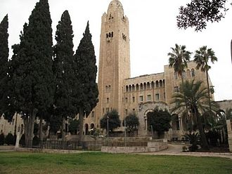 YMCA - YMCA in Jerusalem