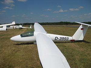 Pilatus B-4 - Image: Pilatus B4 PC11 AF D 3993