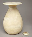 Piriform Jar Inscribed with Hatshepsut's Titles as Queen MET 26.8.8.back.jpg