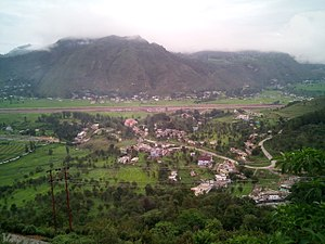 Pithoragarh -  Greenery view from Pithoragarh