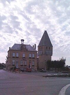 Tournes Commune in Grand Est, France