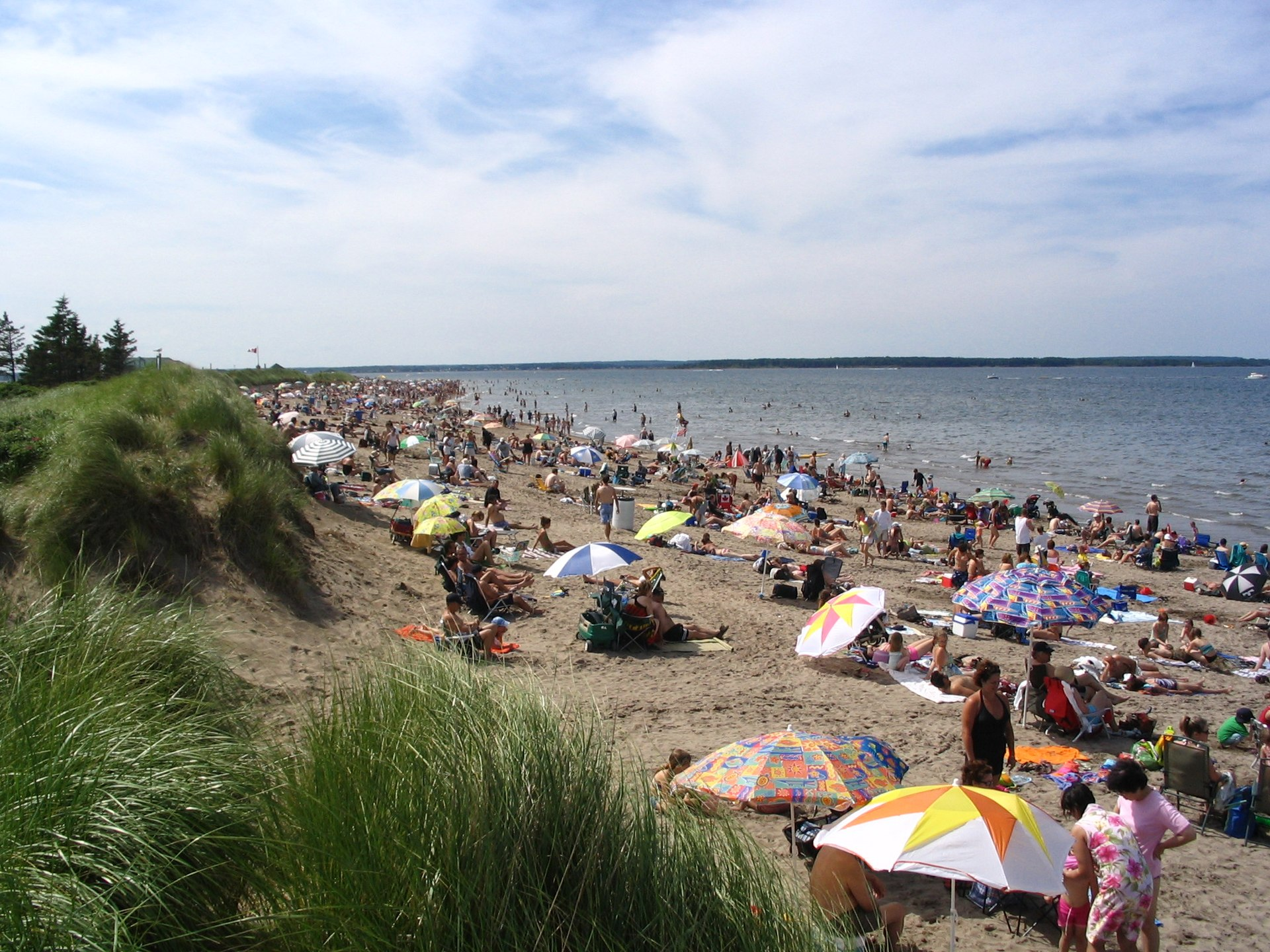 Parlee Beach Provincial Park Campground Review