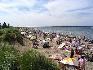 Parlee Beach Provincial Park - Parlee Beach
