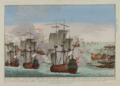 Plan du combat naval de la Grenade gagné par M.r le C.te d'Estaing sur l'amiral Byron le 6 juillet 1779.png