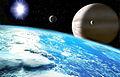 Planeta extrasolar y satelite similar a la tierra.jpg