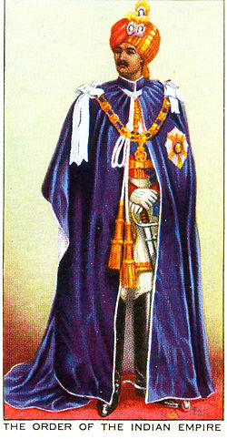 THE MOST EMINENT ORDER OF THE INDIAN EMPIRE 1878-1887