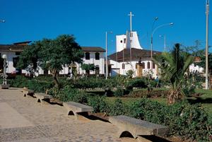 Chachapoyas District - Image: Plaza armas chachapoyas