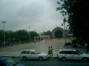 Tumbes District - Main square