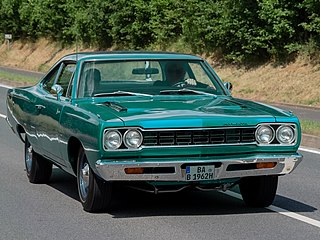 Plymouth Road Runner Type of muscle car manufactured by Plymouth