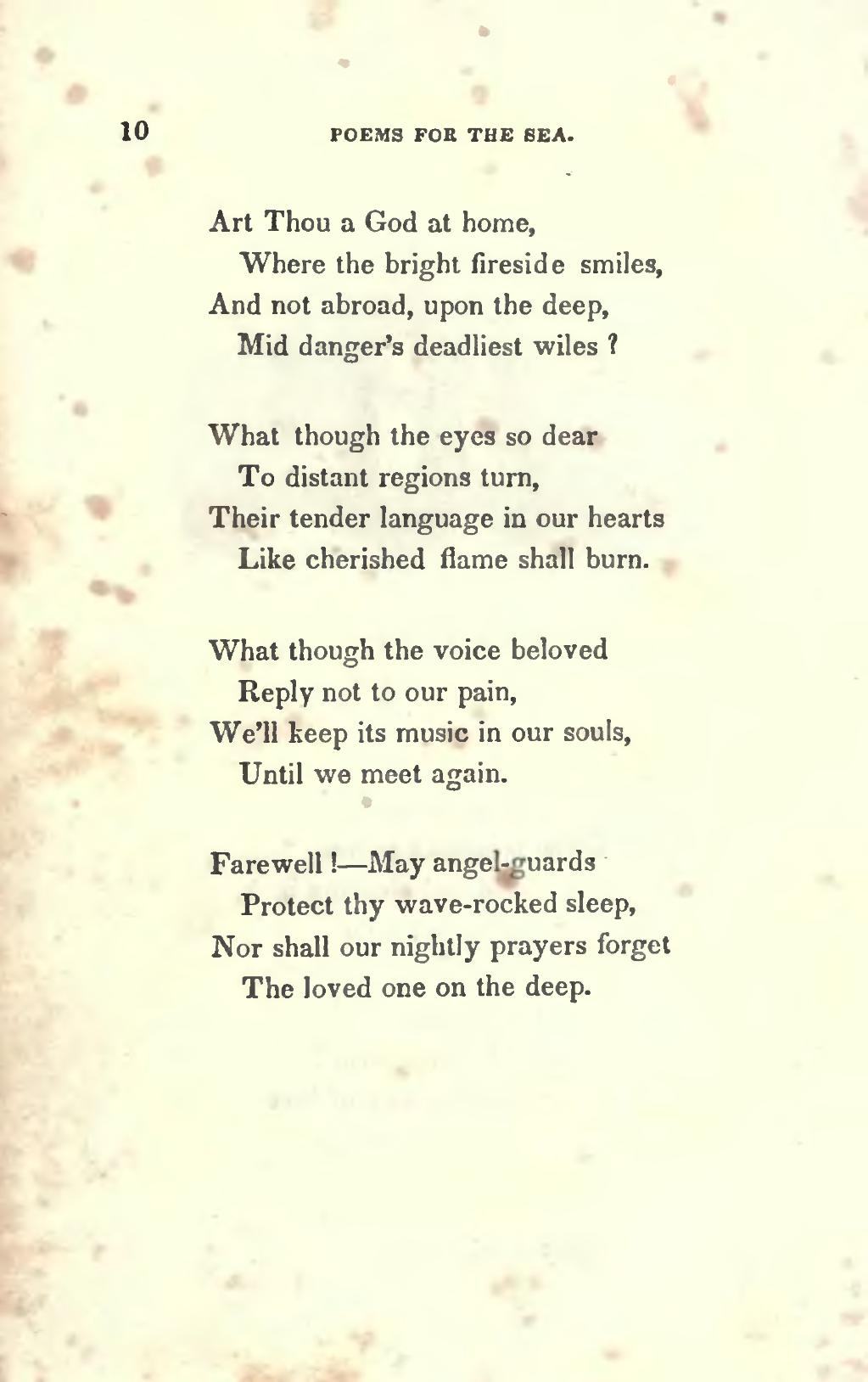 Page Poems For The Sea Djvu 14 Wikisource The Free Online Library