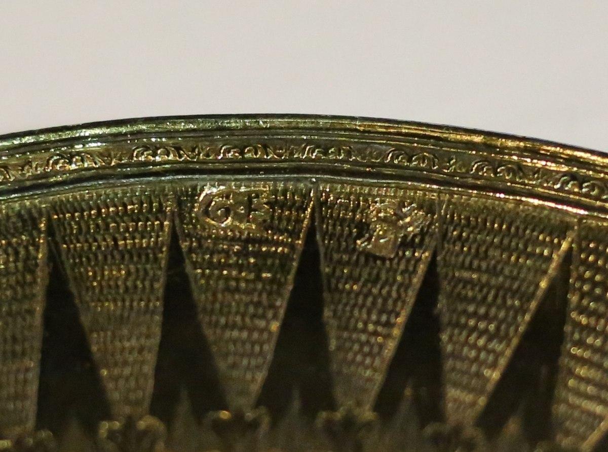 poinçon (métal précieux, france) — wikipédia