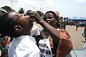 Polio vaccine in the DRC