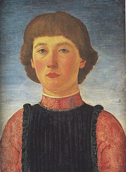 Pollaiuolo, Piero del - A Youth