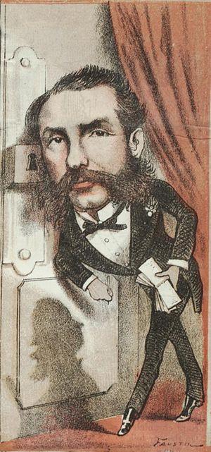 Ignatius Paul Pollaky - Ignatius Pollaky by Faustin Betbeder (1874)