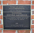 Ponce Inlet Lighthouse plaque01.jpg
