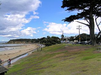Point Lonsdale - Image: Pont Lonsdale 01
