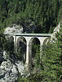 Pont du Fau, Uvernet-Fours.JPG