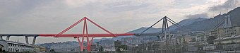 Ponte Morand collapse