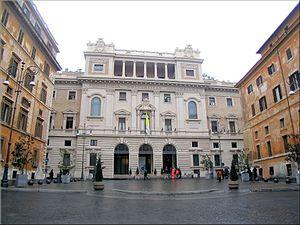 Pontificia Università Gregoriana - Roma - Facc...