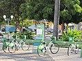Ponto de aluguel de bicicleta em Petrolina, Pernambuco.jpg