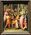 Pontormo, giuseppe venduto a putifarre, 1515 ca., dalla camera nuziale borgherini 01.jpg