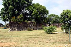 Pooneryn fort - Pooneryn fort