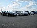 Porsche Carrera GT at PEC Silverstone (4550942304).jpg
