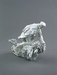 Porslin. Vit figurin - Hallwylska museet - 89213.tif