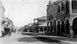 Port-au-Prince, Haiti (1920)