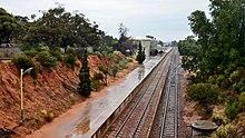 Port Augusta railway station
